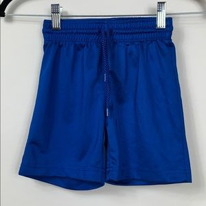 Place Sport royal blue boys shorts size XS(4)